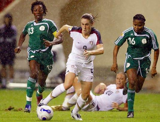 United States 1, Nigeria 0