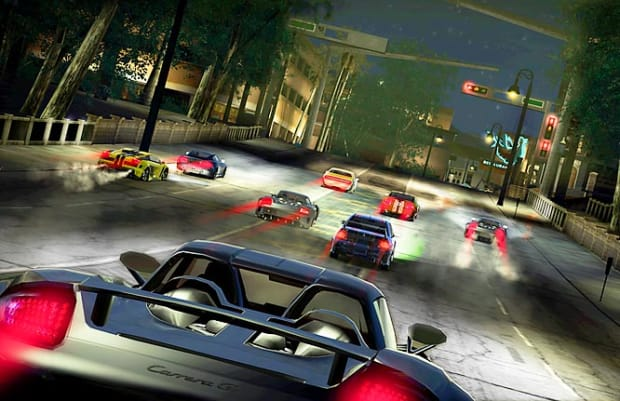 Need for Speed: Carbon (Xbox 360, PS3, Wii)