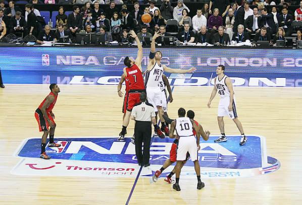 Nets vs. Toronto
