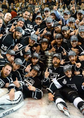 2012 Los Angeles Kings (16-4)
