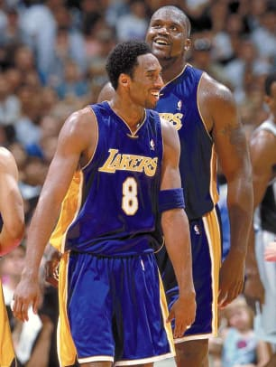 Kobe Bryant & Shaquille O'Neal, Lakers