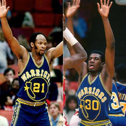 World B. Free & Bernard King, Warriors