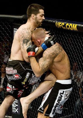 Matt Brown vs. Pete Sell