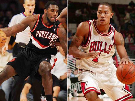 Bulls at Trail Blazers   Wed., Nov. 19, 10:30 p.m. ET (ESPN)