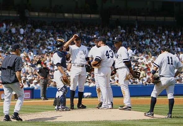 2007 New York Yankees