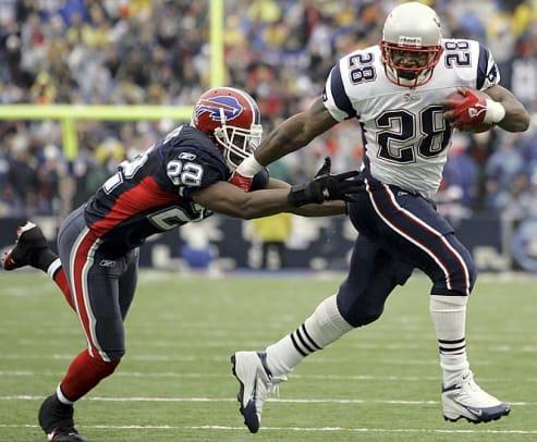 Patriots 28, Bills 6