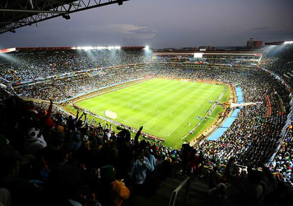 Group B - Argentina 1, Nigeria 0