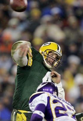 Packers 9, Vikings 7
