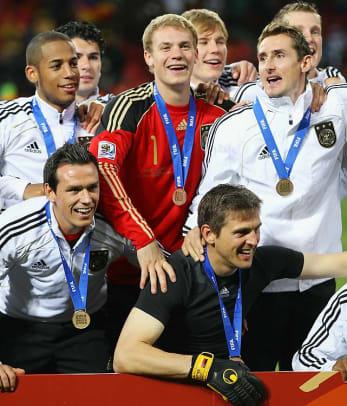 Germany 3, Uruguay 2