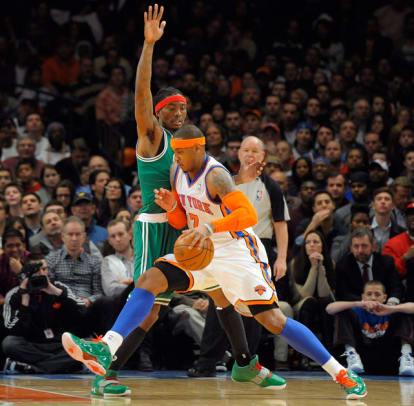 Celtics vs. Knicks