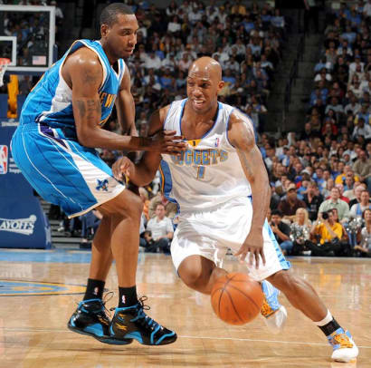 Nuggets 113, Hornets 84