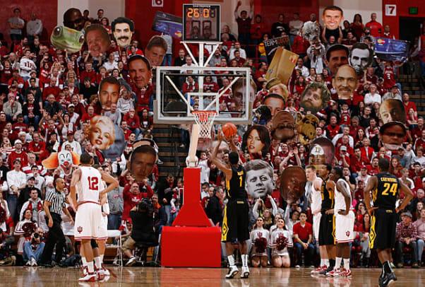 Indiana Hoosiers Fans
