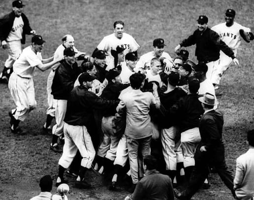 1951 National League Playoff