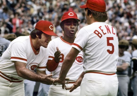 1972 NLCS, Game 5: Reds vs. Pirates