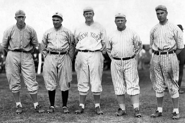Fred Snodgrass and the Giants