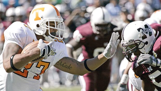 No. 25 Tennessee 33, Mississippi State 21