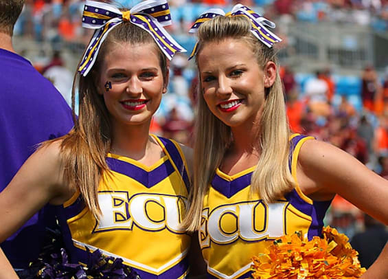 Cassie Adcock | East Carolina University