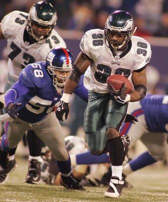 Eagles 36, Giants 22