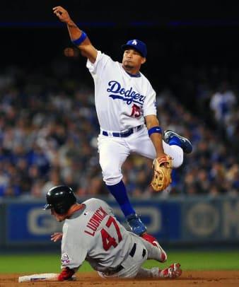 Dodgers 5, Cardinals 3
