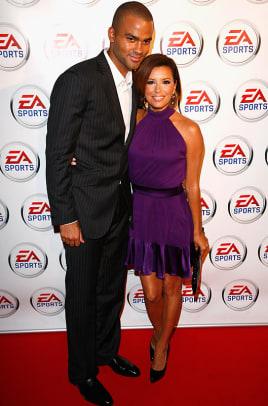 Tony Parker & Eva Longoria