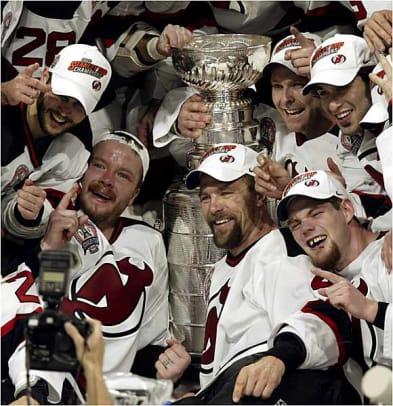 New Jersey Devils: 2003