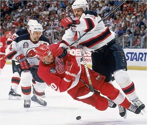 New Jersey Devils: 1995