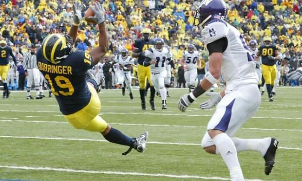(2) Michigan 17, Northwestern 3
