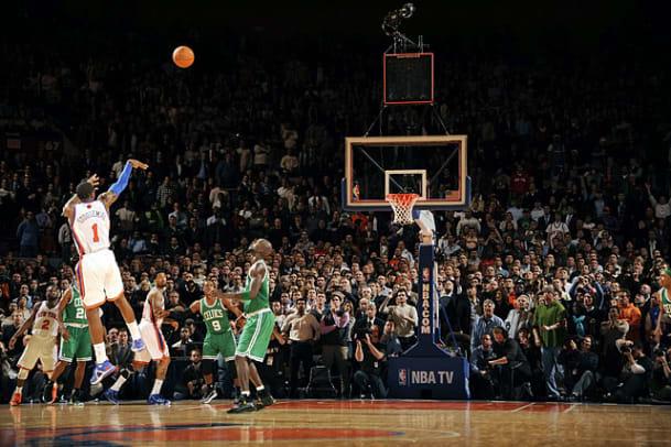 Celtics 118, Knicks 116