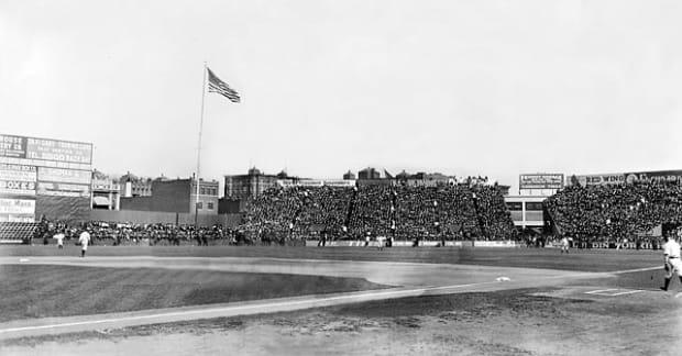 Stadium Openings   1912