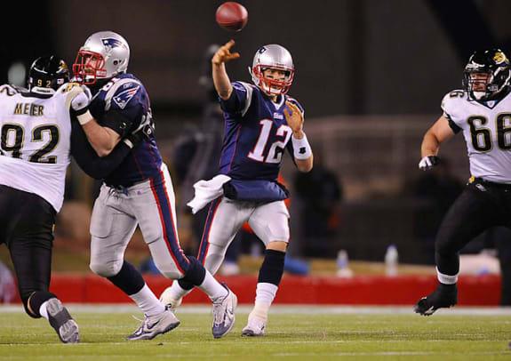 Tom Brady, Jan. 12
