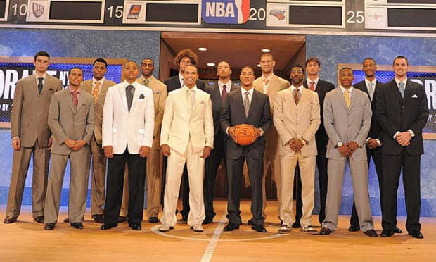 Before the draft