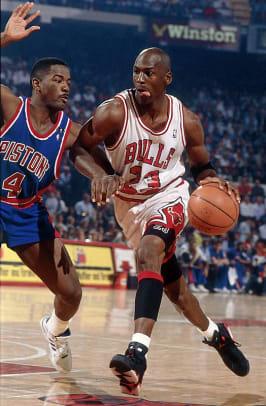 6-6: Michael Jordan
