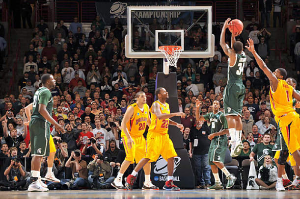 Michigan State 85, Maryland 83