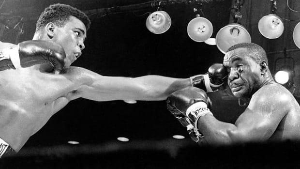 Cassius Clay def. Sonny Liston | Feb. 25, 1964