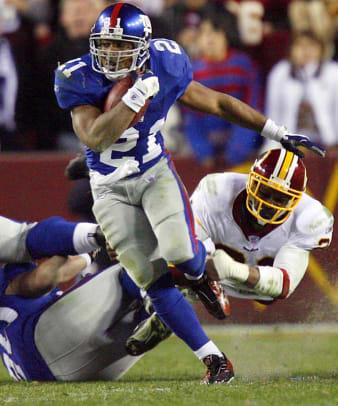 Giants 34, Redskins 28