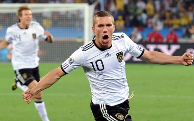Germany 4, Australia 0