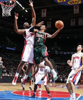 Brandon Jennings | Milwaukee Bucks