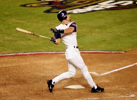 Diamondbacks 3, Yankees 2   Game 7, 2001 World Series