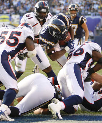 Chargers 48, Broncos 20