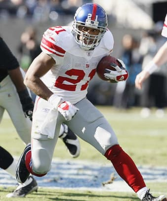Giants 27, Panthers 13