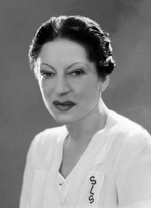 Suzanne Lenglen -- 1920