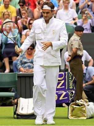 Roger Federer -- 2009