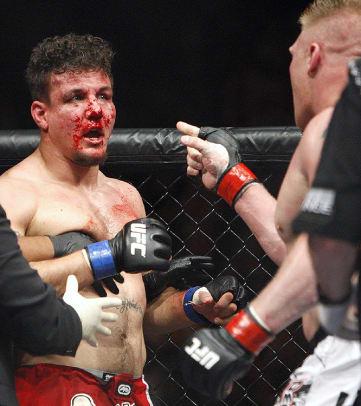 Brock Lesnar vs. Frank Mir