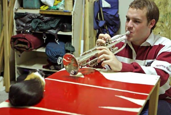 Santa Clara Pep Band