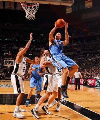 Game 1: Spurs 108, Jazz 100
