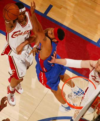 Game 6: Cavaliers 98, Pistons 82
