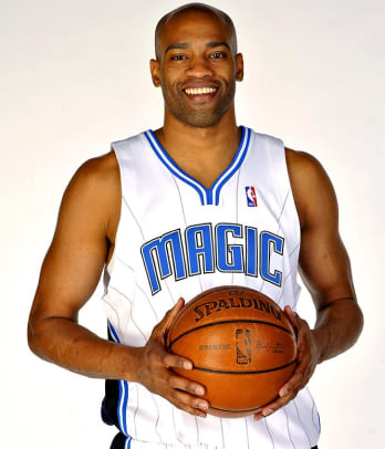 Vince Carter (From New Jersey to Orlando)