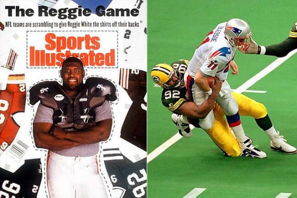 Reggie White, 1993