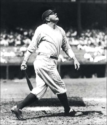 Babe Ruth Sold
