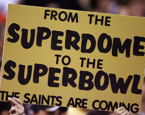 The Rags to Riches Saints